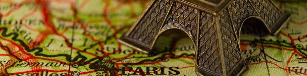carte région parisienne