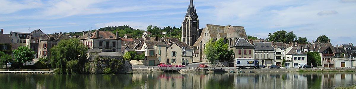 église Pont-sur-Yonne