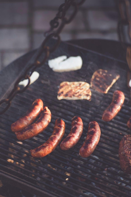 Barbecues partagés