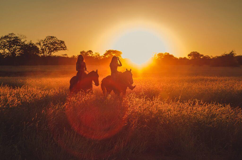 balade a cheval yonne